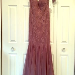 Pretty dress for mother of the bride/formal event.